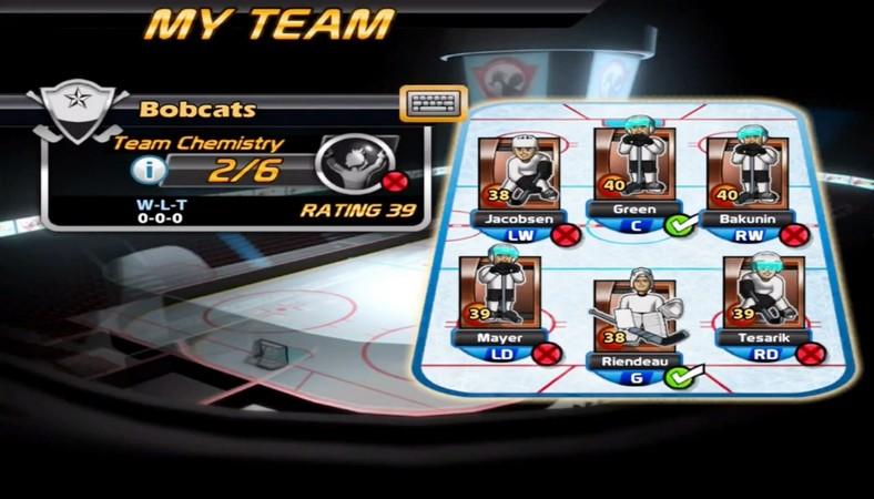 Big Win Hockey v3.5.3 оригинал - хоккей на Андроид