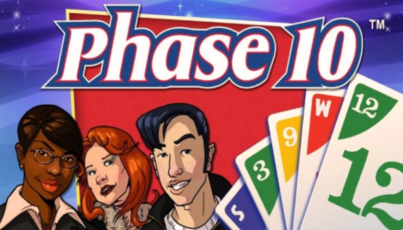 Phase 10 - обзор карточной игры