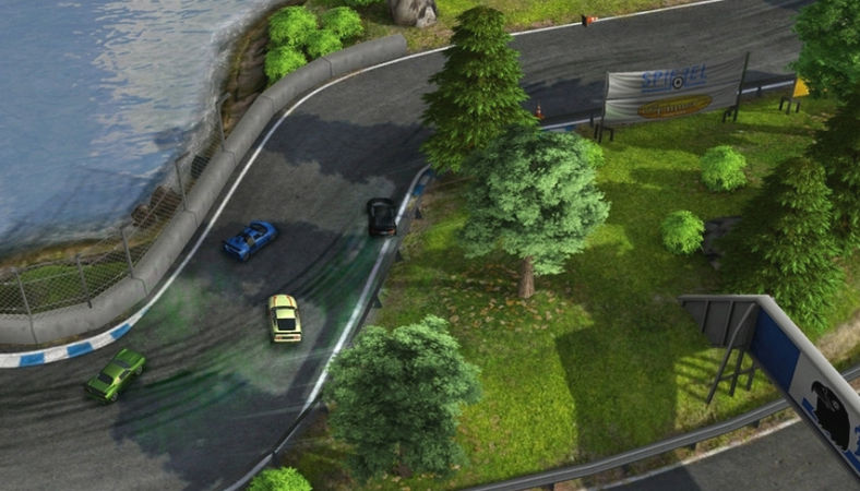 Reckless Racing 2 v1.0.4 оригинал / mod: много денег