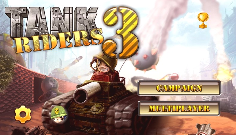 Tank Riders 3 v1.0.0 оригинал