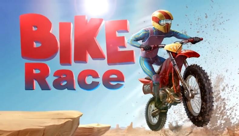 Bike Race v.6.13 крутой мототриал