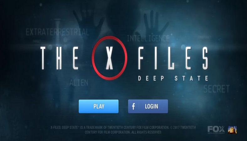 The X-Files Deep State на Андроид скачать бесплатно