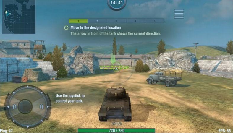 World of Tanks Blitz скачать бесплатно игру на Андроид
