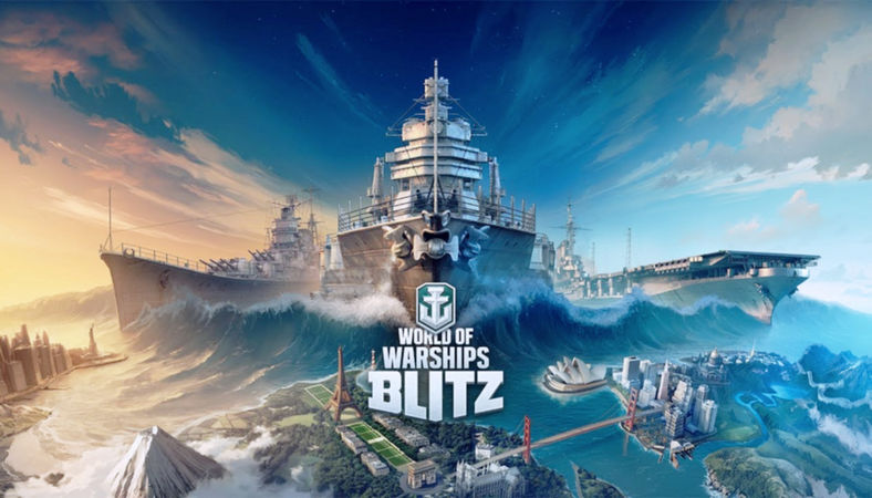 World of Warships Blitz скачать игру бесплатно на Андроид