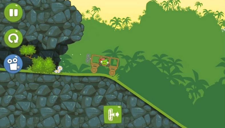 Bad Piggies скачать последнюю версию игры