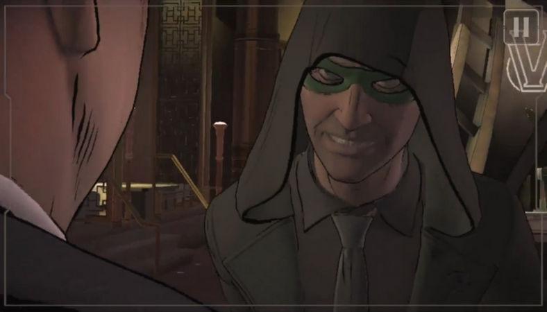 Batman: The Enemy Within скачать игру на Андроид