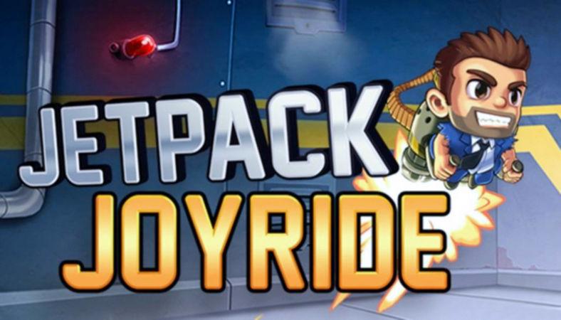 Jetpack Joyride скачать взломанную игру на Андроид бесплатно