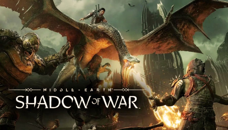 Middle-earth Shadow of War на Андроид