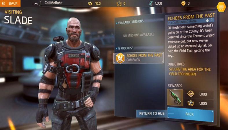 Shadowgun Legends Mod патроны на Андроид