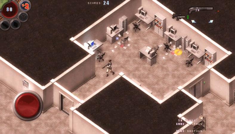 Alien Shooter скачать игру на Андроид