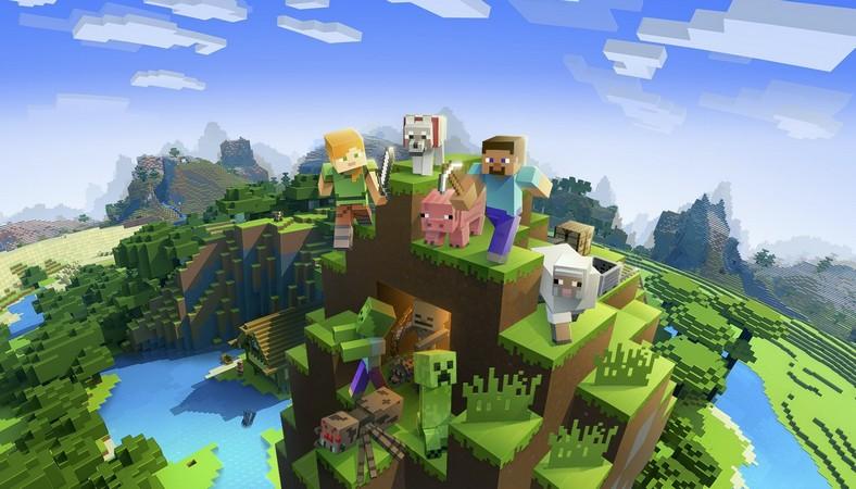 Minecraft — Майнкрафт PE